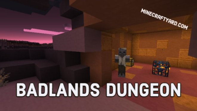 Badlands Dungeon