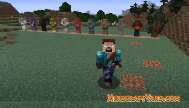 Doom Items Mod 1 16 5 1 15 2 1 14 4 Armors Weapons Minecraft