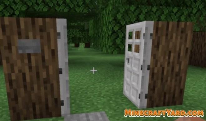 Double Doors Mod 3