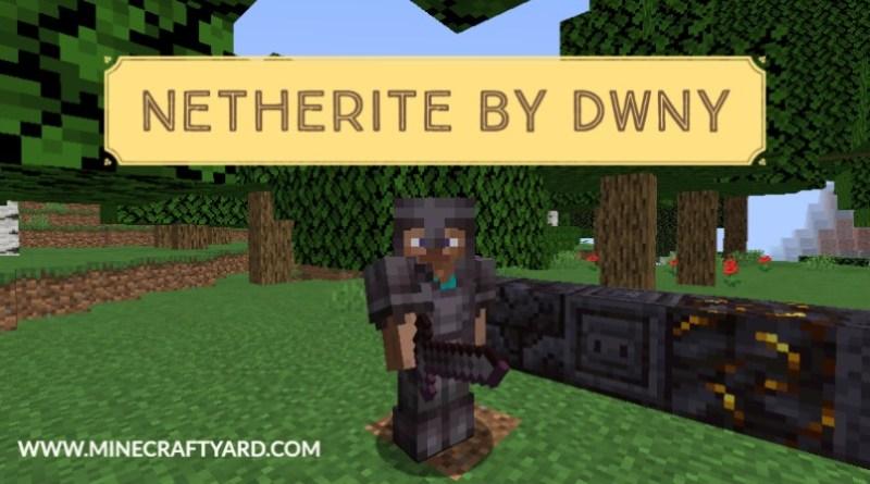 Netherite by DWNY 1.16.5/1.15.2
