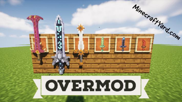 OverMod 1.16.5/1.15.2