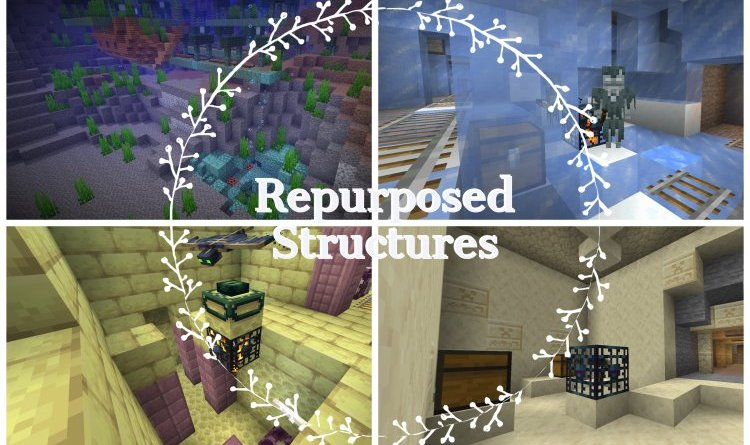 Repurposed Structures 1.16.2/1.16.1/1.15.2