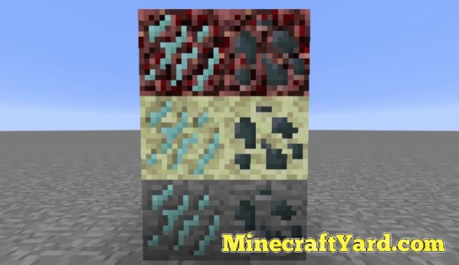 Netherending Ores 2