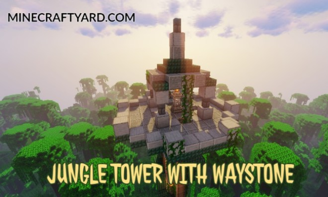 Towers of the Wild 4