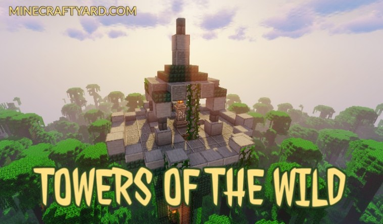 Towers of the Wild 1.16.4/1.15.2