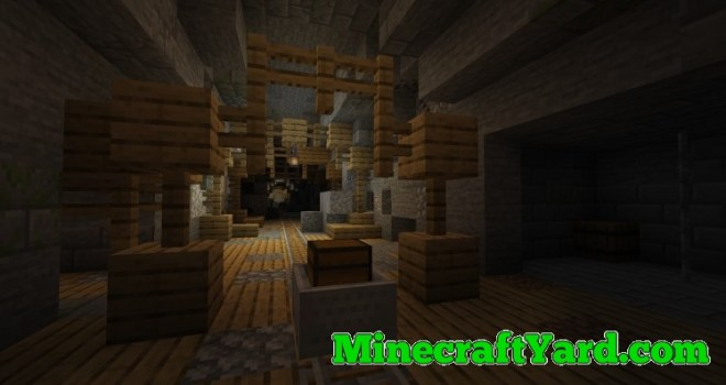 Yung's Better Mineshafts Mod 4