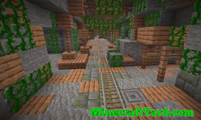 Yung's Better Mineshafts Mod