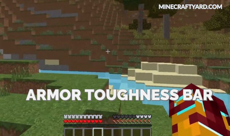 Armor Toughness Bar 1.16.2/1.16.1/1.15.2