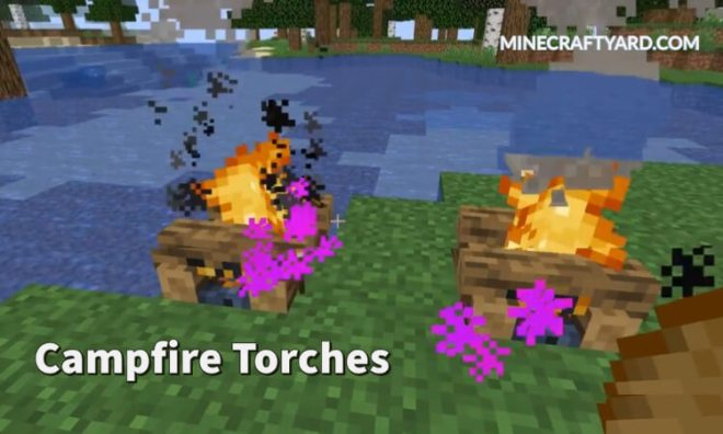 campfire torches 2