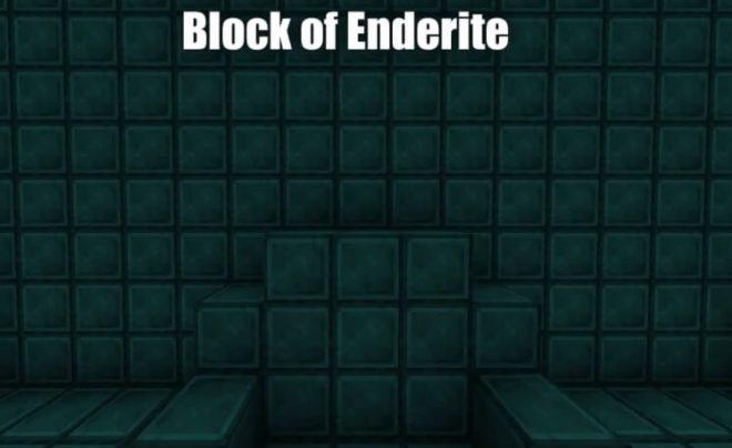Enderite Mod 7
