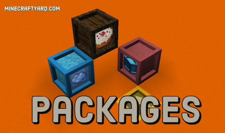 Packages Mod 1.16.4