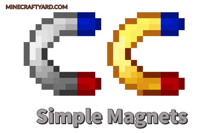 Simple Magnets Mod 1.16.5