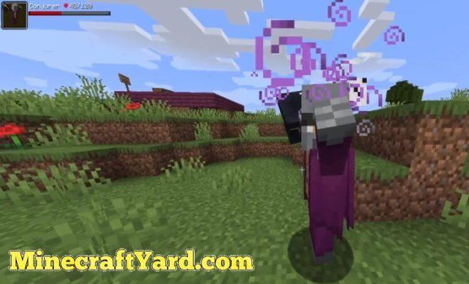 The Conjurer Mod 8
