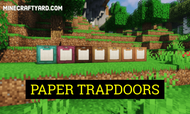 Macaw's Trapdoors 6