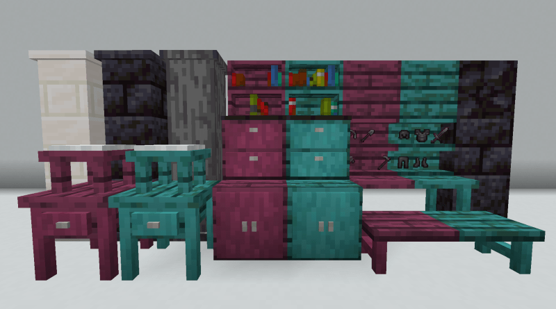 Builders Crafts & Additions 1.17.1/1.16.5