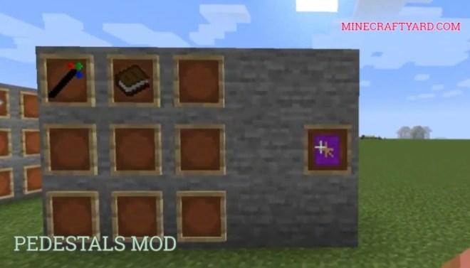 Pedestals Mod 2