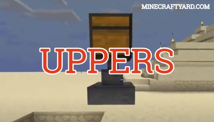 Uppers Mod 1.16.5/1.15.2