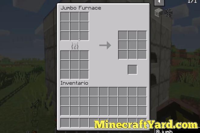 Jumbo Furnace Mod 4