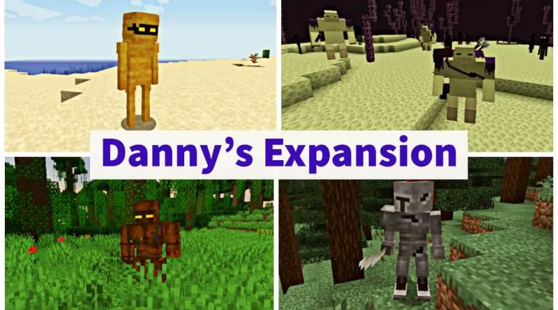 Danny's Expansion Mod 1.16.5