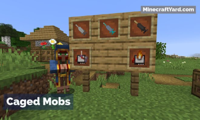 Caged Mobs 1