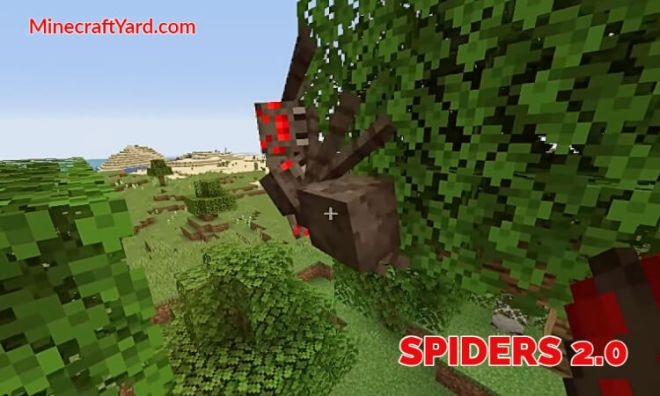 Spiders 2.0 Mod 1
