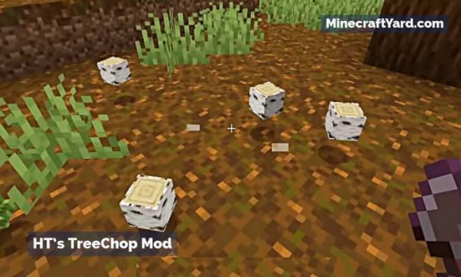 HT's TreeChop Mod 1