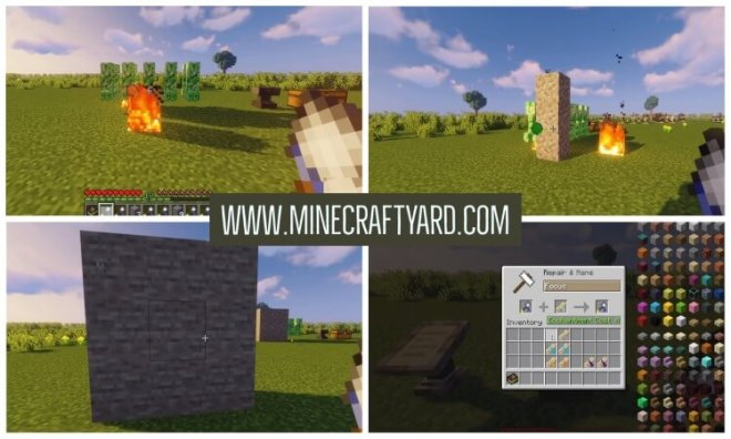 Elemental Craft Mod 4