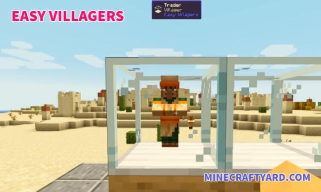 Easy Villagers Mod 5