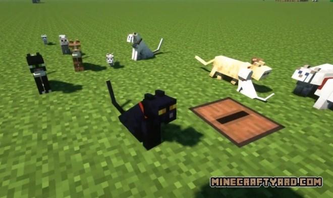 Cat Jammies Mod 3