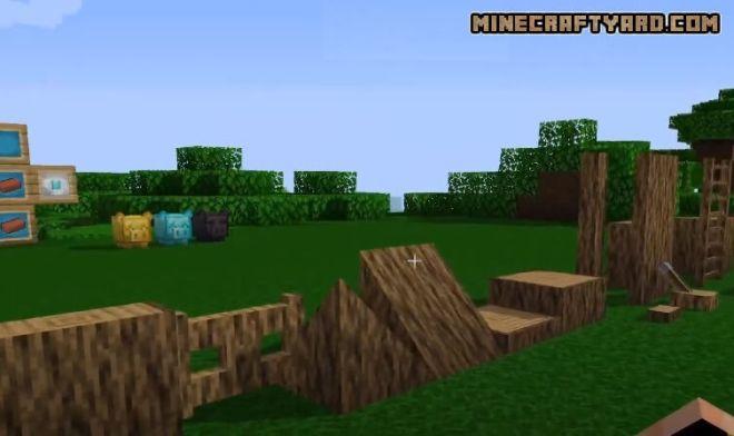 Framed Blocks Mod 5