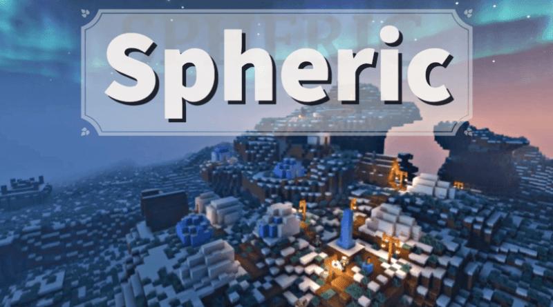 Spheric Mod 1.17.1