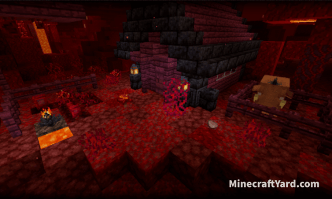 Nether Agriculture Mod 4