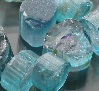 Mine Direct Top Paraiba Blue To Sapphire Blue Nigerian