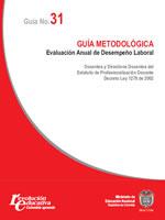 Guía Metodológica Evaluación Anual de Desempeño Laboral
