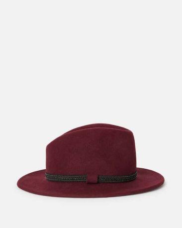 """Résultat de recherche d'images pour """"chapeau minelli bordeaux"""""""