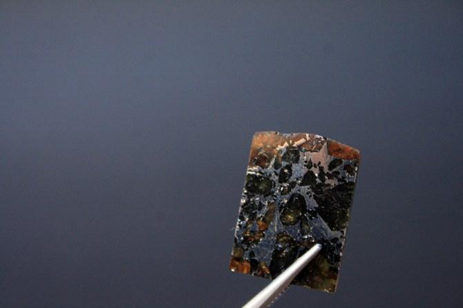 Palazit meteor