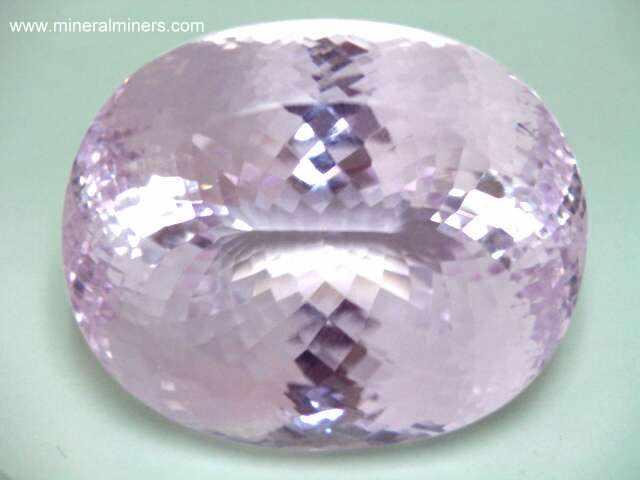 Rubellite Tourmaline Gemstones Natural Color Pink