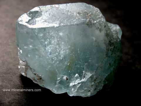 Topaz Crystals And Topaz Mineral Specimens Natural Color