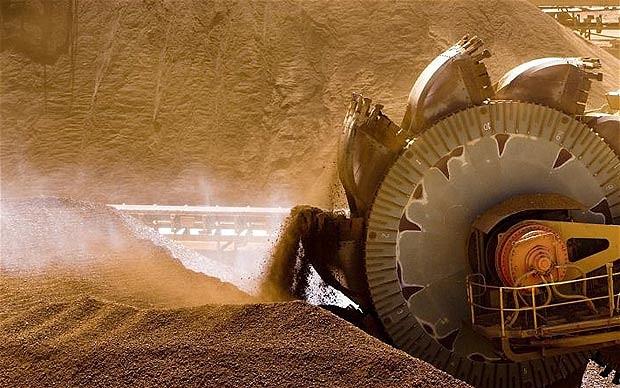 Glencore, el gigante minero en problemas