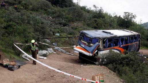 Grave accidente sufrieron trabajadores contratistas de mina El Teniente