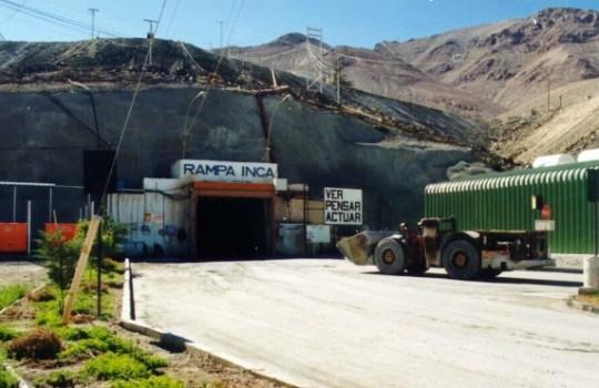 Siguen los despidos en la minería chilena, esta vez  es el turno de la estatal Codelco