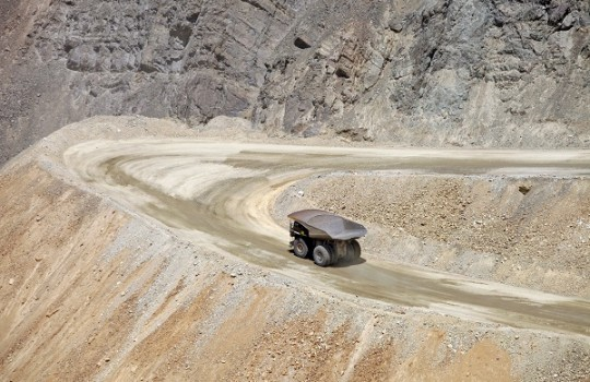 Sólo cuatro proyectos mineros explican el 83% de inversión minera en trámite ambiental