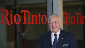 Jefe de Rio Tinto dice que no está interesado en Glencore