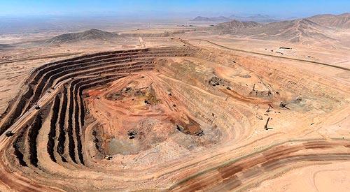 Glencore anuncia inicio de venta de minas, una de ellas chilena
