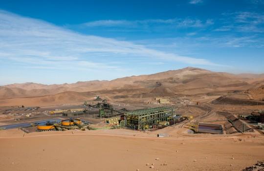 CAP Minería suspende operaciones en planta de pellets y da vacaciones a 400 trabajadores