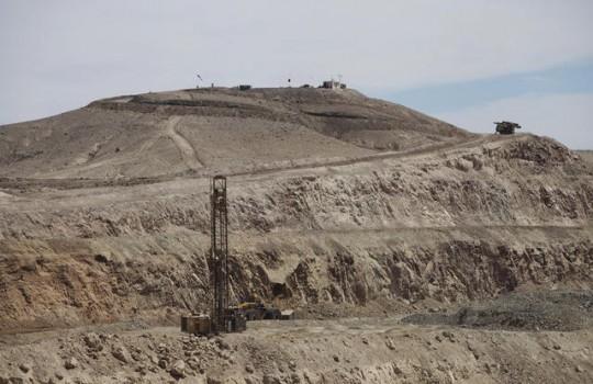 Sumitomo Metal prevé que producción de cobre en mina chilena alcance las 100.000 toneladas en 2015