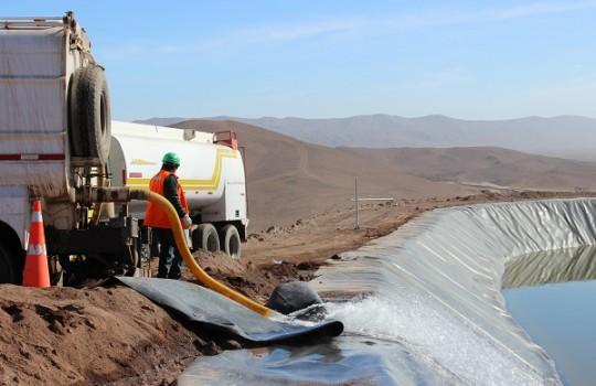 Consumo de agua de mar en la minería equiparará al de agua fresca hacia 2026