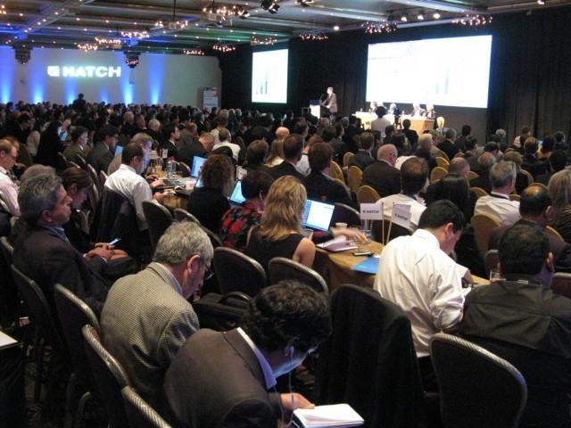 Conferencia Mundial del Cobre cuenta con sus primeros oradores