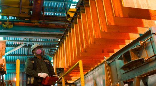 En un 26% crecerá la producción peruana de cobre para el 2016