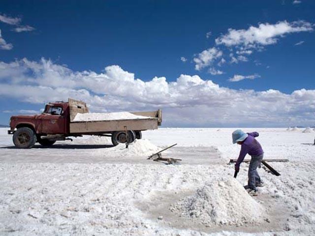 Argentina quintuplicará producción de litio en 2022